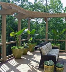Balcones y terrazas for Terrazas jardines y patios