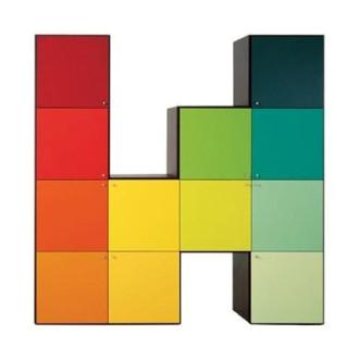 Mueble Colorido