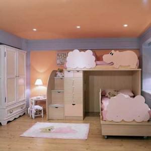Habitaci n de ni as - Muebles habitacion ninos ...