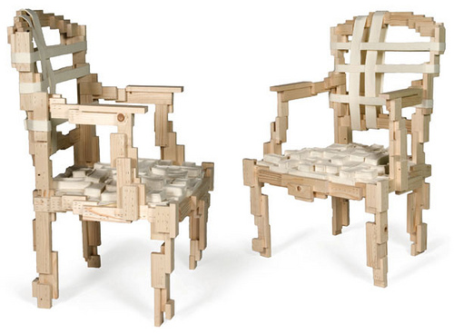 Muebles Artesanales - DecoActual.com