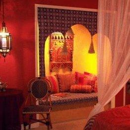 Decoración Marroqui