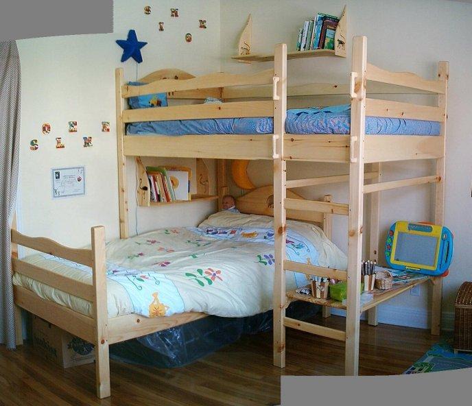 Compartiendo la habitaci n - Habitacion para 2 ninos ...