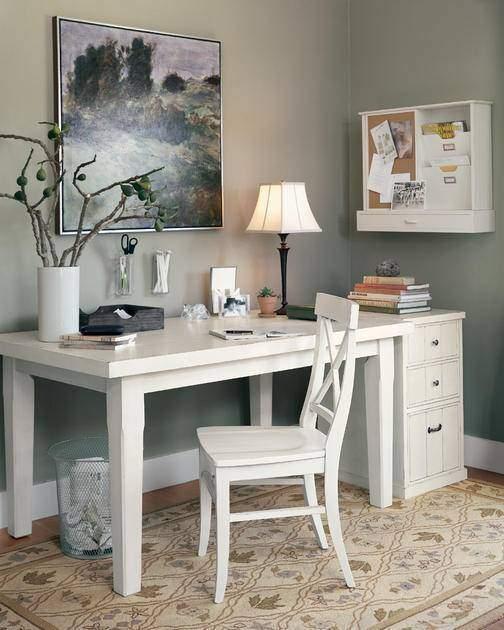 La oficina en casa for Escritorios para oficina en casa