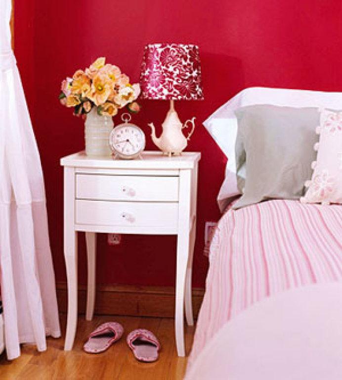 Decoraci n rom ntica en color rosa for Decoracion pisos romanticos