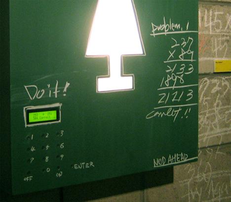 Moderna lámpara