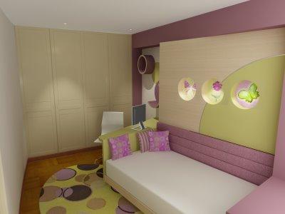 decoracion habitacion nina anos muebles dormitorio juvenil elegante ninos ninas sets