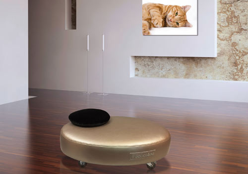 Muebles elegantes para mascotas