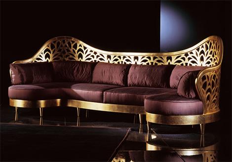 Muebles orientales de Roberto Ventura