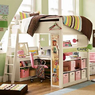 Pon linda tu casa diciembre 2009 - Decorar un dormitorio juvenil ...