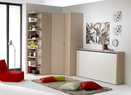 Un dormitorio oculto
