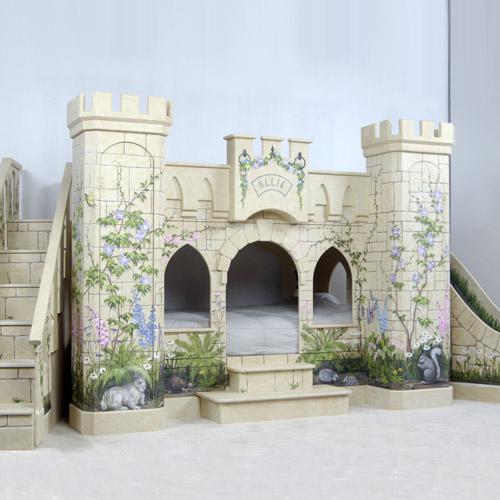 Camas castillo