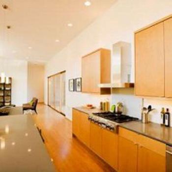 Una casa moderna for Ambientes de una casa moderna