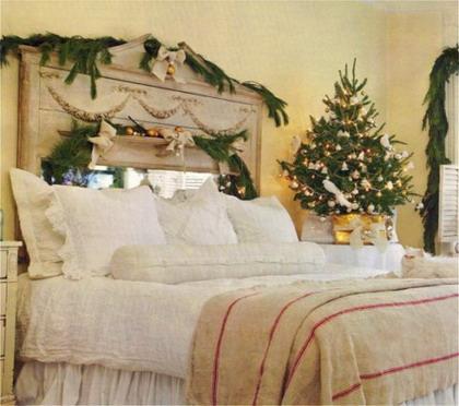 Elegantes árboles navideños