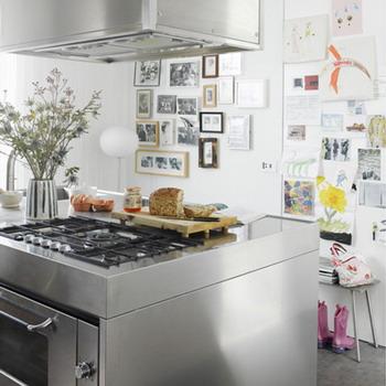 Como decorar las paredes de la cocina - Decorar paredes cocina ...