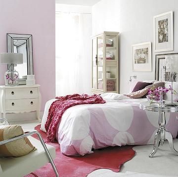 habitación femenina