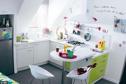 Una cocina compartida