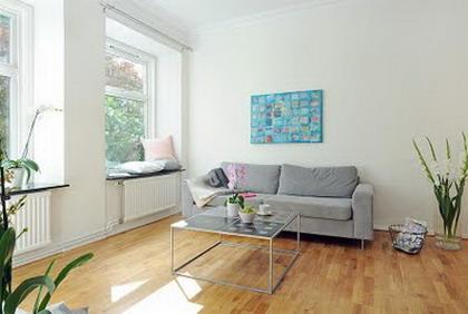 Opciones para un salón pequeño