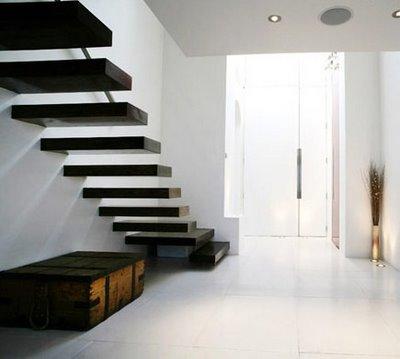Decoraci n y dise o debajo las escalera for Bano debajo escalera diseno