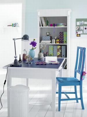 Detalles en el escritorio