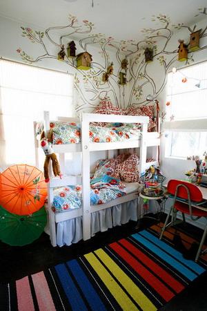 Una habitación adorable