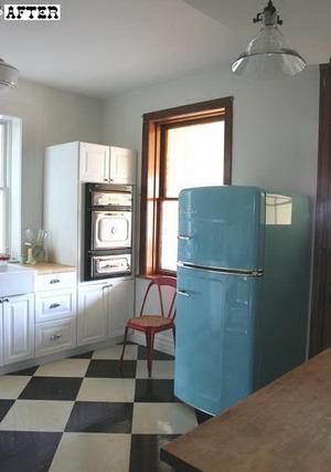 Una casa con estilo vintage for Casas estilo vintage