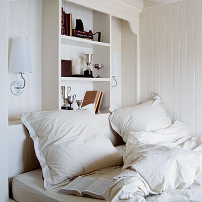 ideas color blanco dormitorio