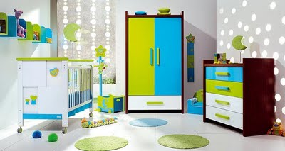 ideas dormitorio bebe