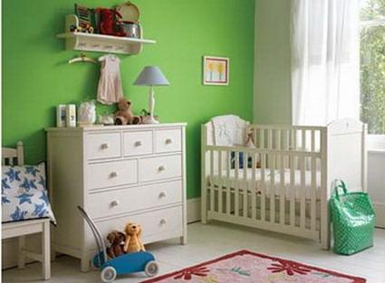 Para decorar el dormitorio del beb - Colores habitacion nino ...