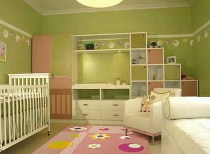 en cuanto a los colores es elegir colores claros que al igual que las paredes transmitan y faciliten el descanso del beb