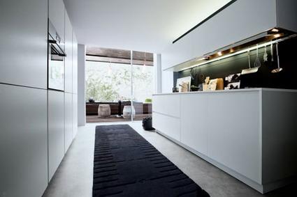 Un moderno y elegante apartamento