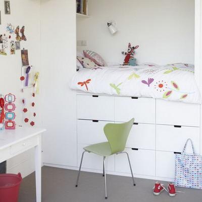 escritorio habitacion nia fotos livingetc with cuadros habitacion nia