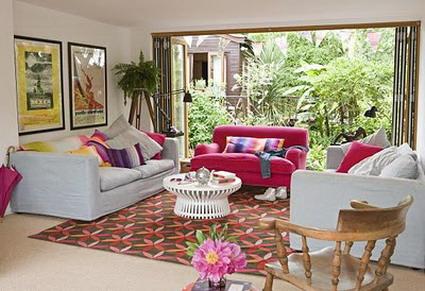 Visita una casa con estilo vintage - Casas con estilo vintage ...