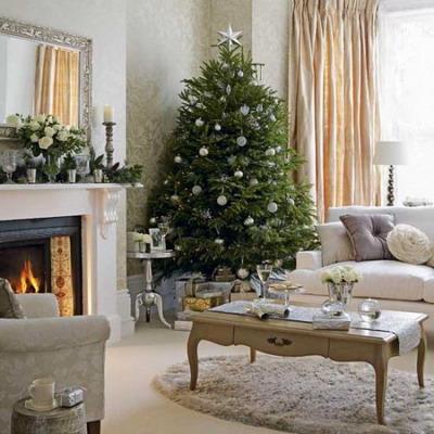 Hermosos detalles navideños