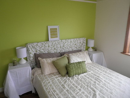 Reformando un dormitorio