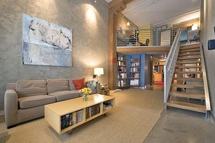 Ideas para decorar un loft DecoActualcom
