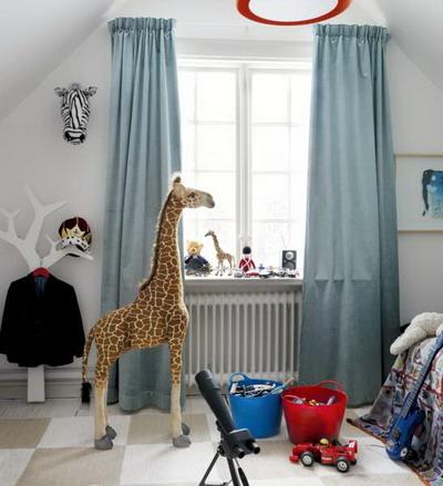 Visita el interior de una casa