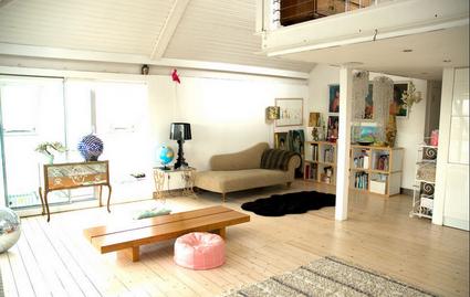 De todo un mucho decorar un loft for Decoracion estilo loft