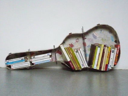 Un biblioteca original