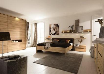 Dormitorios elegantes   decoactual.com