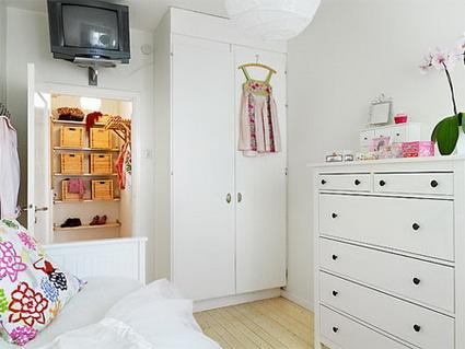 Una habitacin blanca DecoActualcom