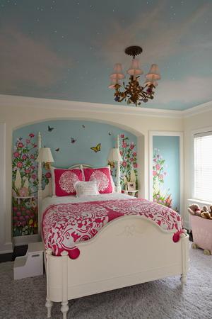 Flores en la habitación
