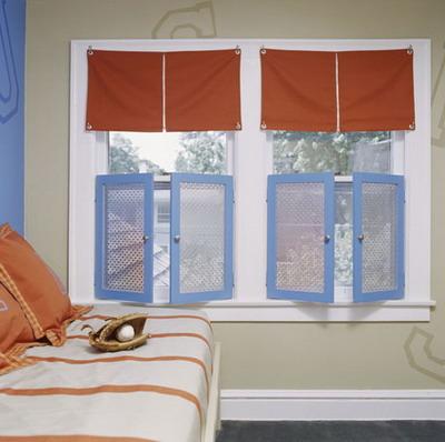 Decora tus ventanas