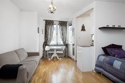 Poco espacio y muchas ideas - Ideas para decorar un piso pequeno con poco dinero ...
