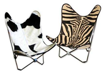 Un clásico: el sillón BKF