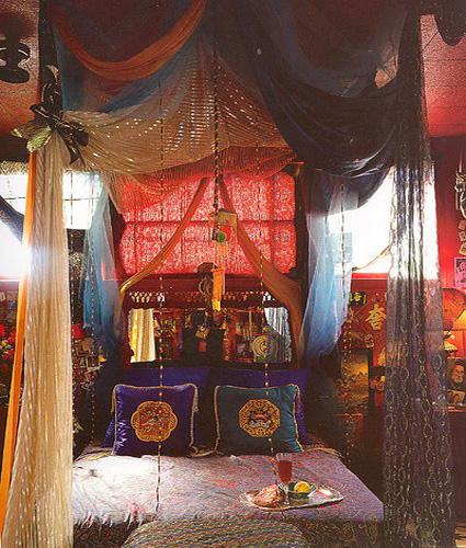 Habitacion Decoracion Arabe ~ Decora tu habitaci?n al estilo de las mil y una noches  DecoActual