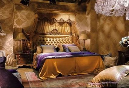Decora tu habitaci n al estilo de las mil y una noches - Dormitorios arabes ...