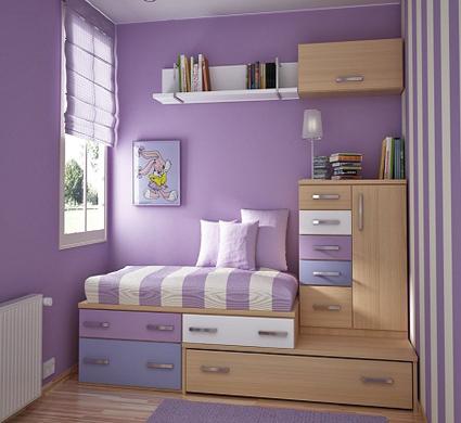 Pon linda tu casa decoracion de interiores - Decoracion interiores infantil ...