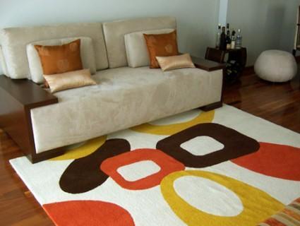 Alfombras modernas - Decoracion con alfombras ...