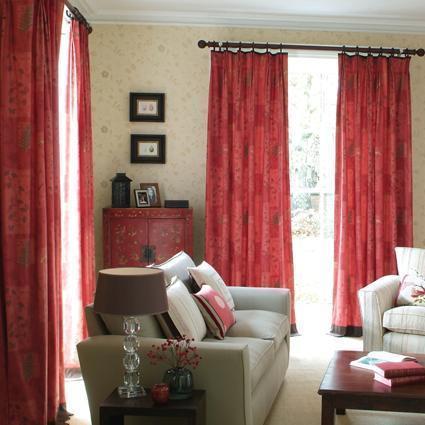 Estilos de cortinas for Estilos de cortinas modernas