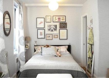 Decoraci n en dormitorios peque os - Decoracion dormitorio pequeno ...